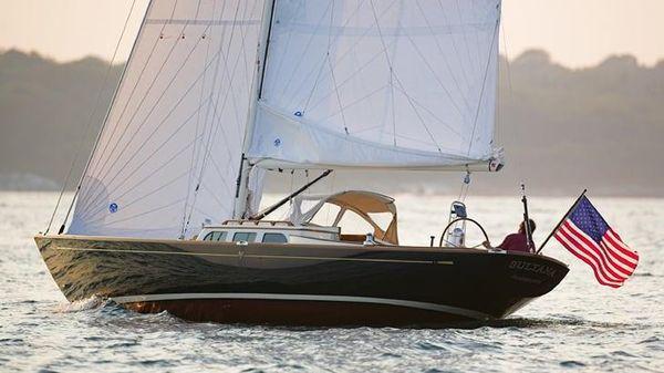 Morris M36 Sloop (Hull #12)