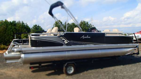 Avalon 24 LS QF Quad-Fish Triple-Tube