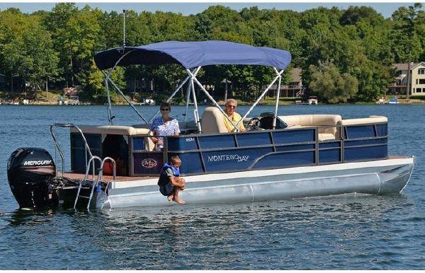 2018 Montego Bay 8520 Deluxe Cruise