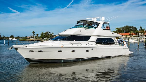 Carver Voyager 2006 Carver Voyager 56' SYS YACHT SALES