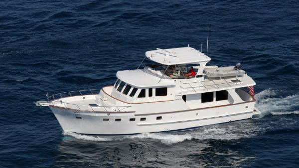 DeFever 56 Pilothouse Profile
