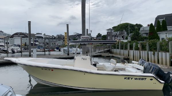 Key West 268 Bluewater
