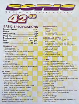 Sonic 42SS image