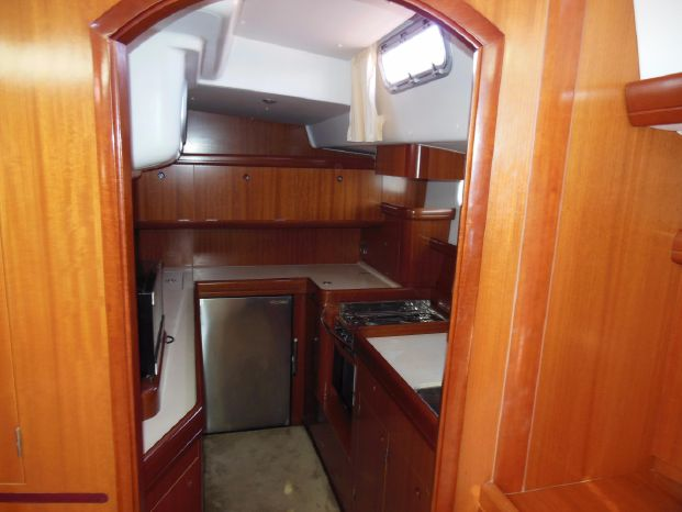 2009 Beneteau 57 Broker Brokerage