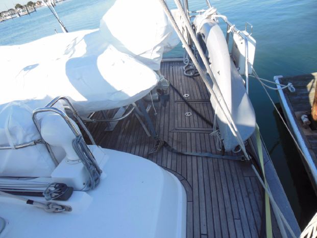 2009 Beneteau 57 Purchase Brokerage