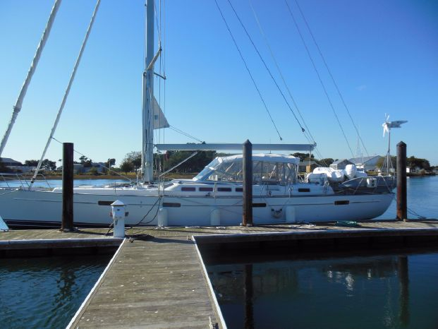 2009 Beneteau 57 For Sale Rhode Island
