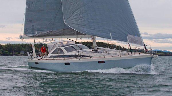 Lyman-Morse Farr 63 Racer/Cruiser