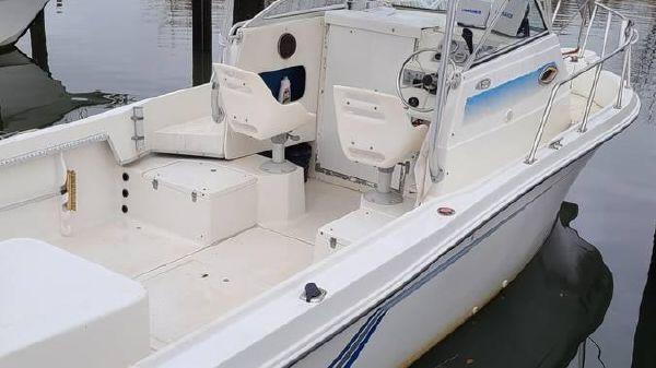 Baha Cruisers 240 Walkaround Fisherman