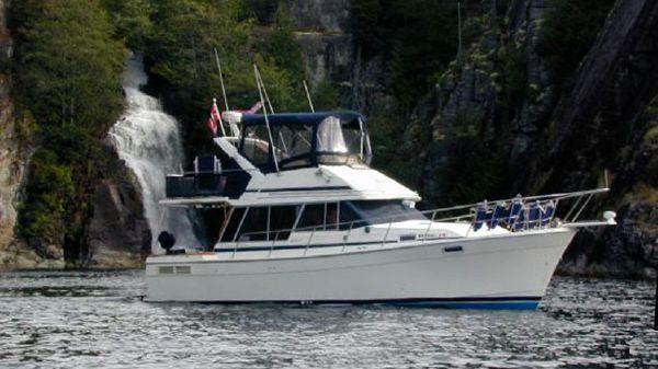 Bayliner 3270 Motoryacht Trilogy - 1987 3270 Bayliner Motoryacht