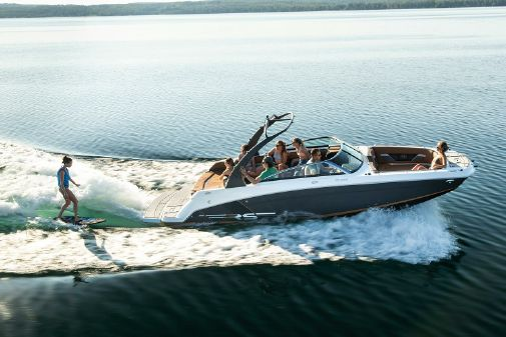 Four Winns HD240 RS Surf image