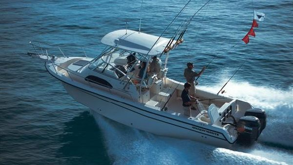Grady-White Sailfish 282 Manufacturer Provided Image