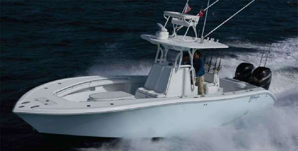 Yellowfin 34 CC