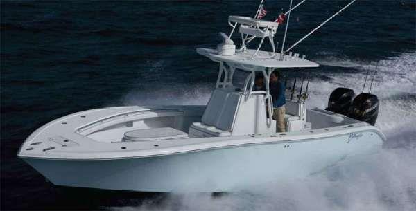 Yellowfin 34 CC