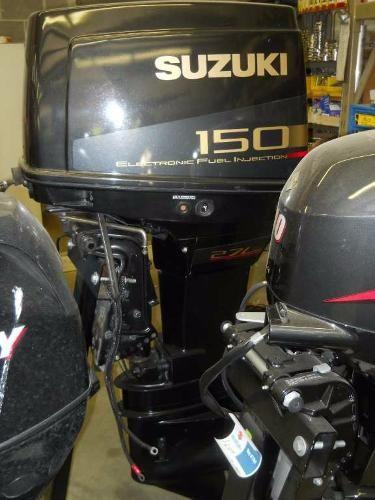 Suzuki Marine DT 150 XL