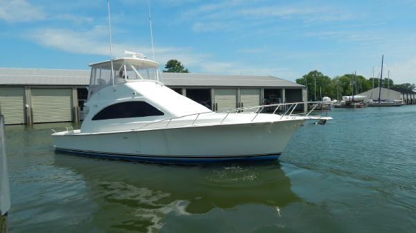 Ocean Yachts 43 SS