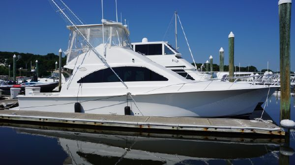 Ocean Yachts 43 Convertible