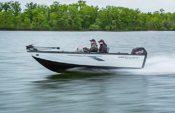 2021 Crestliner 1650 FISH HAWK SE SC