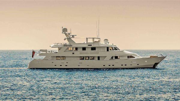 C.N. Rossato 40m . Feadship design