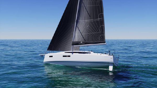 Jeanneau Sun Odyssey 380