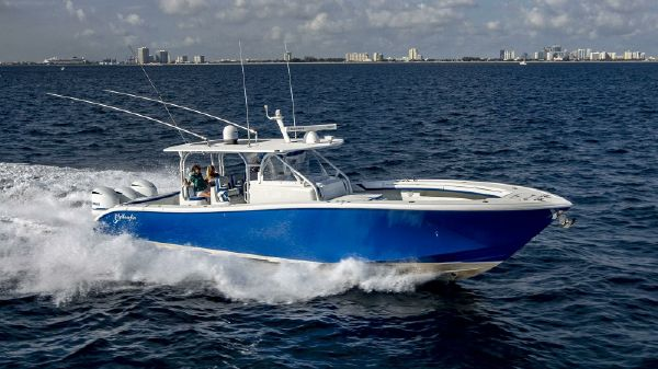 Yellowfin 42 Center Console