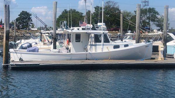 Northern Bay 36 Tuna rigged hardtop