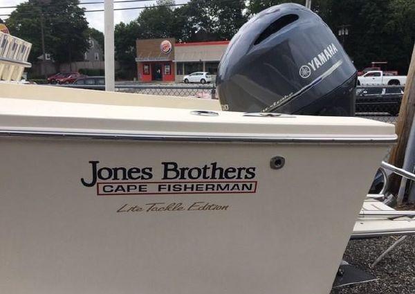 Jones Brothers 23 Cape Fisherman Lite Tackle image