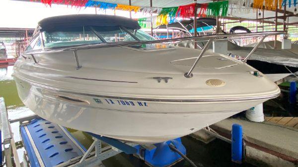 Sea Ray 215 EC