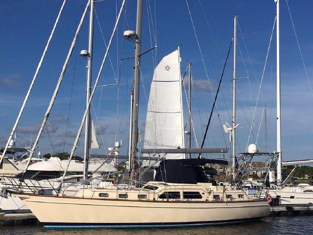 2006 Island Packet 445
