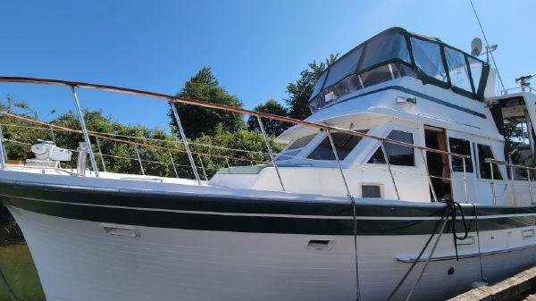 Hershine Cockpit Yacht Fisher