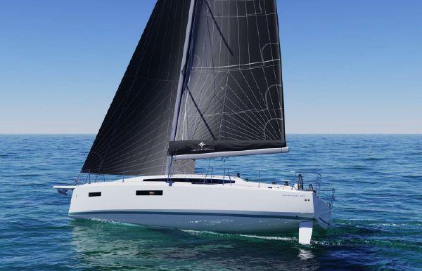 2022 Jeanneau Sun Odyssey 380