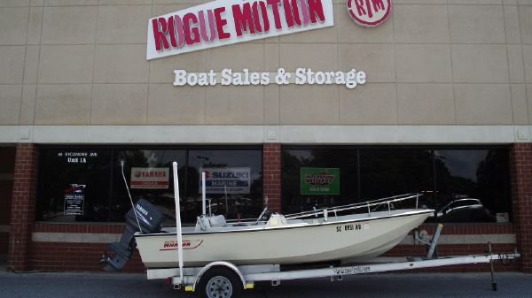 Boston Whaler Super Sport Limited Special Edition