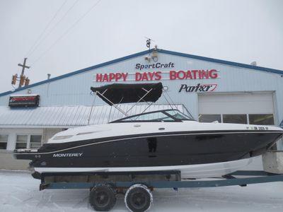 2015 Monterey<span>M5 Sport Boat</span>