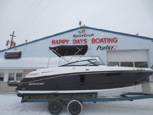 Monterey M5 Sport Boat - main image