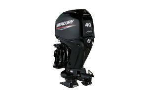 2021 Mercury 40 hp Jet FourStroke