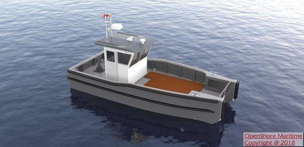 Custom Millwright Tug 27 image