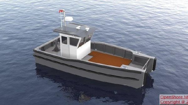 Custom Millwright Tug 27