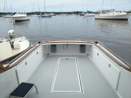 Ellis 28 Downeast Custom Hardtop image