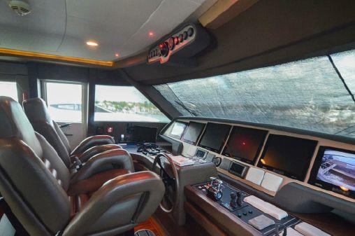 Ferretti Yachts Custom Line Navetta 33 image