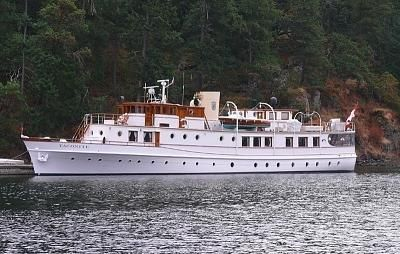 Boeing Aircraft of Canada Classic Yacht