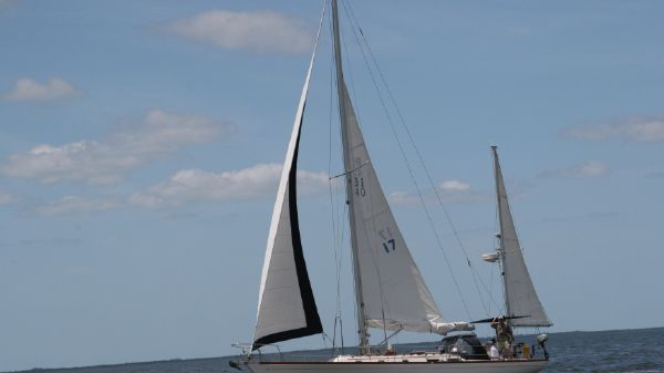 Block Island 40 Migrator Yachts