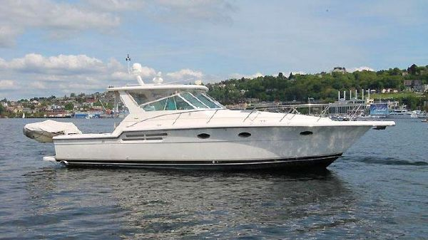 Tiara 4100 Open with Factory Hardtop 4100 Tiara with Factory Hardtop - Exterior Profile
