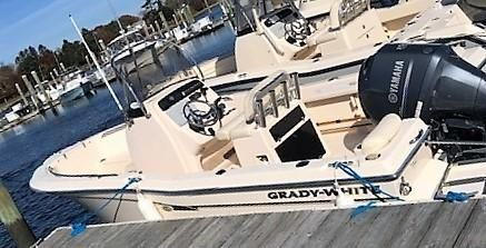 Grady-White Fisherman 209