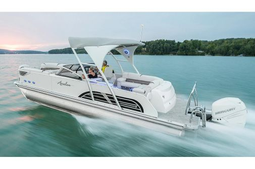 Avalon Ambassador Elite Windshield - 27' image