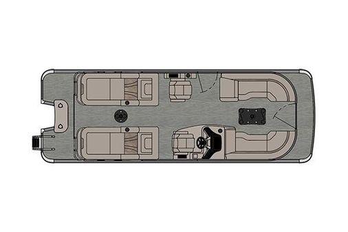Avalon Ambassador Rear Lounge - 25' image