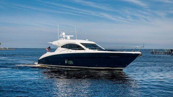 Maritimo C50 Sport Cruiser 2012-2017 Starboard Bow