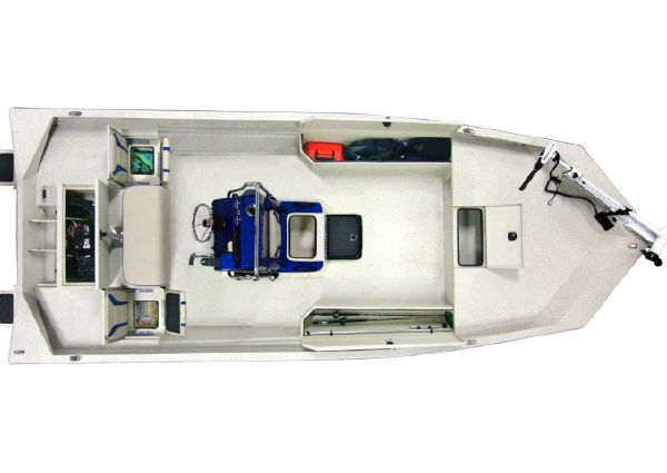 Alumacraft MV 2072 AW Bay image