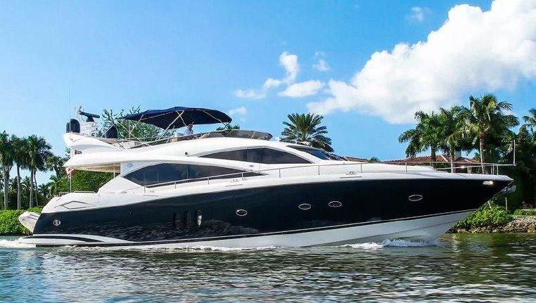 2006 Sunseeker Yacht 75