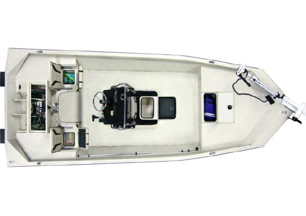 Alumacraft MV 1860 AW Bay image