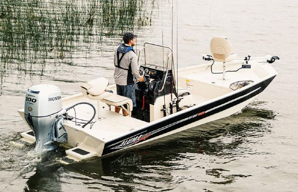 2017 Alumacraft MV 1860 AW Bay T