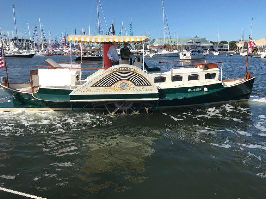 Tucker 35 Sidewheeler Paddleboat - main image